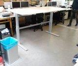 Verstelbaar zit-sta bureau A150