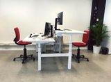 S470 bench met 3Dee stoelen