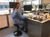 Ongo Classic - Bürohocker Tall| worktrainer.de| Bürostuhl| aktives Sitzen| Gesund am Arbeitsplatz