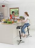 Ongo Stand - Lehnhocker | ergonomischer Komfort| Gesund am Arbeit| worktrainer.de|Bewegung|
