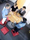 Stehmatte Kybun | Stehen Sie gesund auf unseren ergnonomische Stehmatten | Worktrainer.de