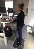 Stehmatte | Gesund arbeiten auf unseren ergnonomische StandUp Stehmatte | Worktrainer.de