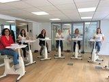Flexispot Deskbike All-in-one-Schreibtisch Treffen Schreibtisch fahrrad| Bleiben Sie gesund hinter unseren ergonomischen Arbeit