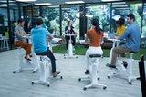 Flexispot Deskbike All-in-one-Schreibtisch zu treffen Schreibtisch fahrrad| Bleiben Sie gesund hinter unseren ergonomische m&#x