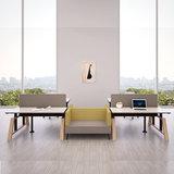 Workbench Oak Desk Elektrisch höhenverstellbarer Schreibtisch   Stehen Sie gesund hinter unseren ergonomischen Arbeitspl
