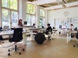 Vluv bei iXXI aktives Sitzen | Worktrainer.de