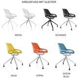 Numo mit Gleiter Sitzen Sie gesund auf unseren ergonomische Burostuhlen | Worktrainer.de