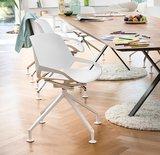 Numo Weiss Sitzen Sie gesund auf unseren ergonomische Burostuhlen | Worktrainer.de
