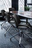 Numo Schwarz Sitzen Sie gesund auf unseren ergonomische Burostuhlen | Worktrainer.de