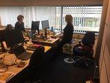 Muvman Stehhilfe | Sitzen Sie gesund auf unseren ergonomische Burostuhlen | Worktrainer.de