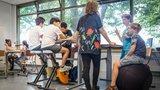 Radfahren im Unterricht