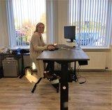 Deskbike mit AluForce 140