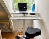 Updesk High Sit-Steh-Schreibtisch   Worktrainer.de