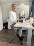 Schreibtischfahrrad - Deskbike| worktainer.de