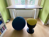 Worktrainer.de | Tulip Bewegungshocker| Gesund am Arbeitsplatz| aktive Büromöbel