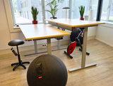 Balergo Balancehocker | Entscheiden Sie sich für einen gesunden Arbeitsplatz | Besuchen Sie Worktrainer.de