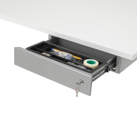 Laptop Schublade 39 x 30 cm - Abschließbar U-profil