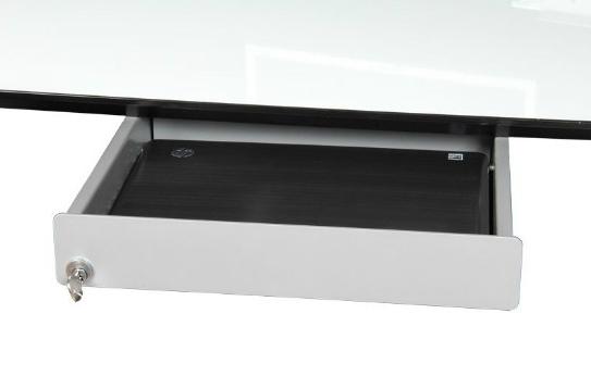 Laptop Schublade 40 x 30 cm - Abschließbar