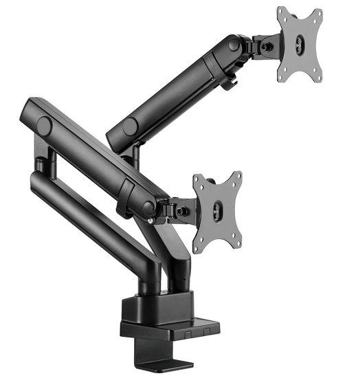 EasyLift Monitorarm  - Double Gasfeder
