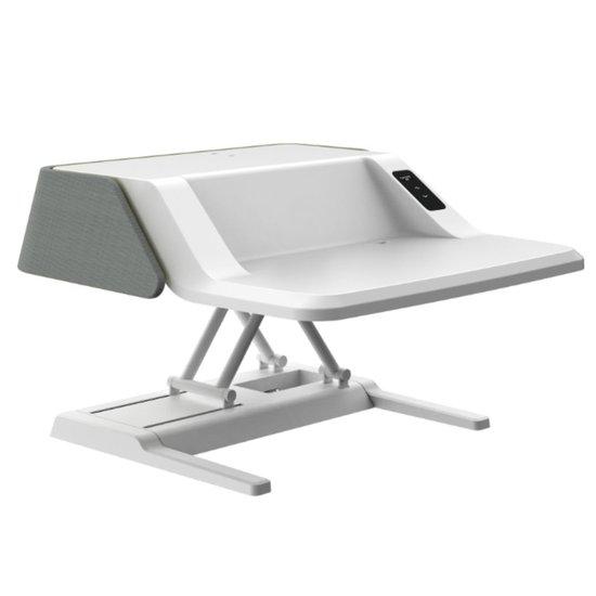 Sitz-Steh-Erhöhung Flexdesk - elektrisch