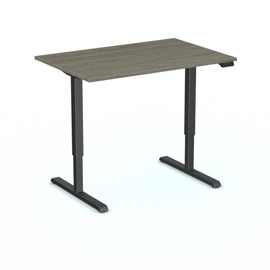 Sitz-Steh-Schreibtisch - SteelForce 300 - Elektrisch