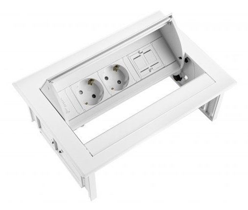 Einbausteckdose - Power Desk In