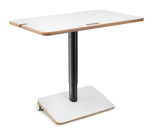 Kleiner mit Gasfeder Sitz-Steh-Schreibtisch - Ongo Spark