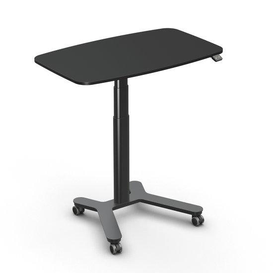 Kleiner Elektrischer Akku Sitz-Steh-Schreibtisch - FlexiDesk