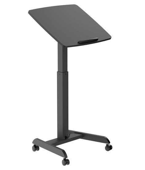 Kleiner Gasfeder Sitz-Steh-Schreibtisch - MobiSpot