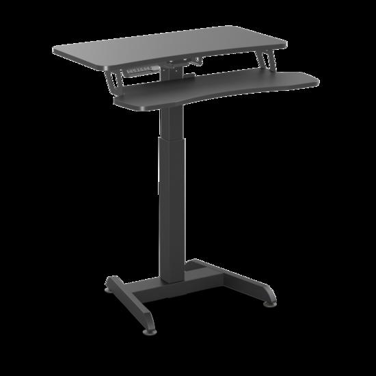 Kleiner Sitz-Steh-Schreibtisch - Updesk High Elektrisch