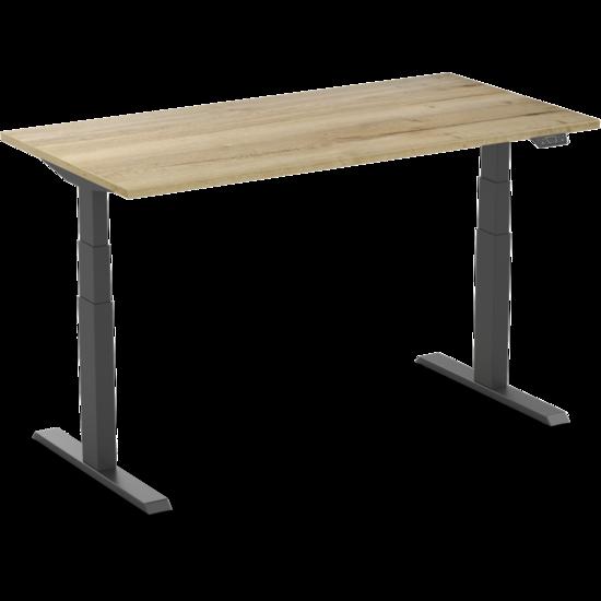 Sitz-Steh-Schreibtisch - SteelForce 670