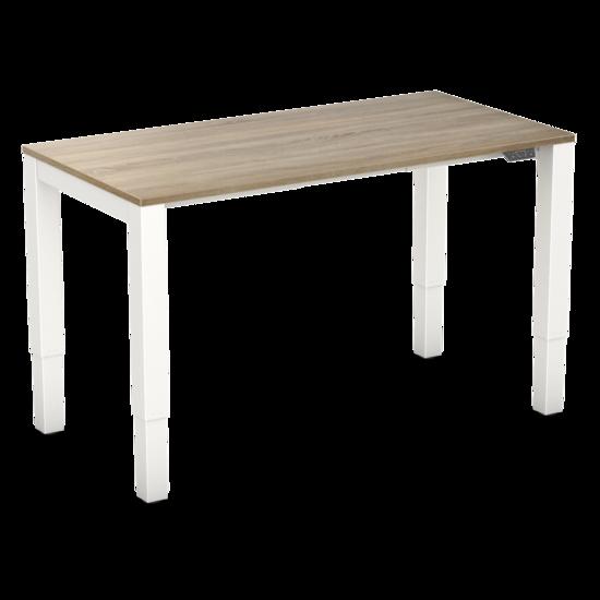 Sitz-Steh-Schreibtisch mit 4 Beinen - HonMove