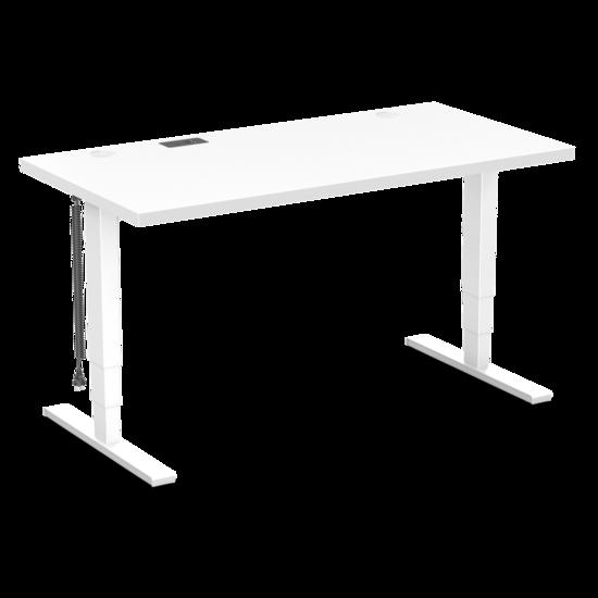 Sitz-Steh-Schreibtisch - Elements