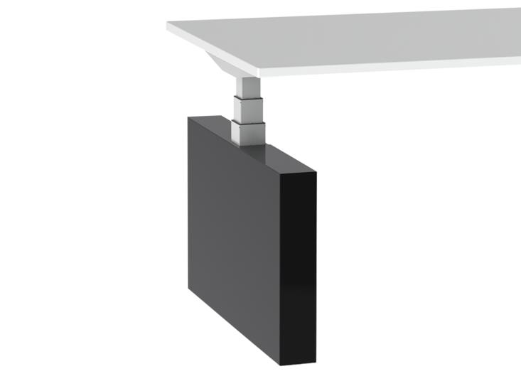 Schreibtisch-Seitenwand - SteelForce