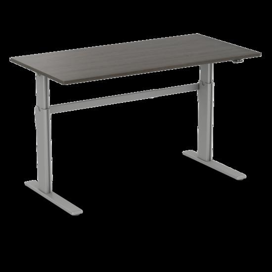 Sitz-Steh-Schreibtisch - AluForce 150