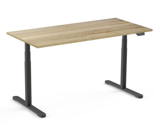 Sitz-Steh-Schreibtisch - SteelForce 870