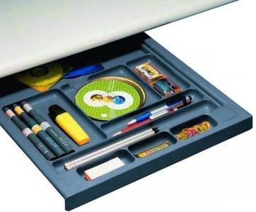 Stiftschublade| worktrainer| Schreibwaren| Schubladen| Schreibtisch| aufgeräumter Schreibtisch|
