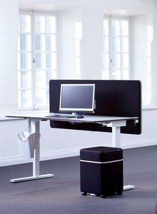 Tischsichtschutz - Screenz Standard| worktrainer.de| Privatsphäre