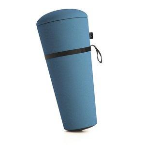Stand-Up Hocker hellblau   bürohocker   bürostuhl   Sitzen Sie gesund auf unseren ergonomische Burostuhlen