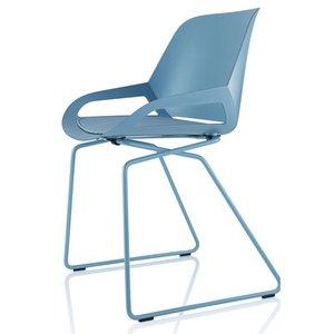Numo Konferenzstuhl | aktive sitzen| fit auf Arbeitsplatz | Worktrainer.de